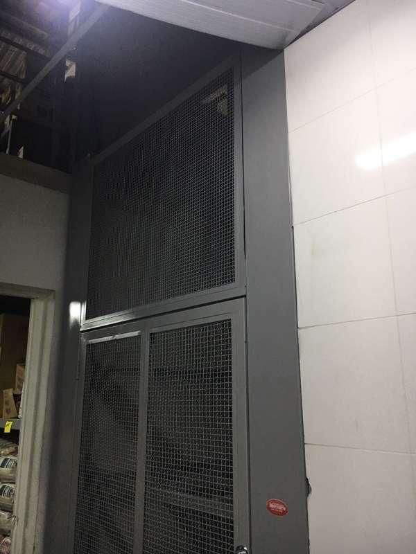 Elevador monta carga para restaurante preço