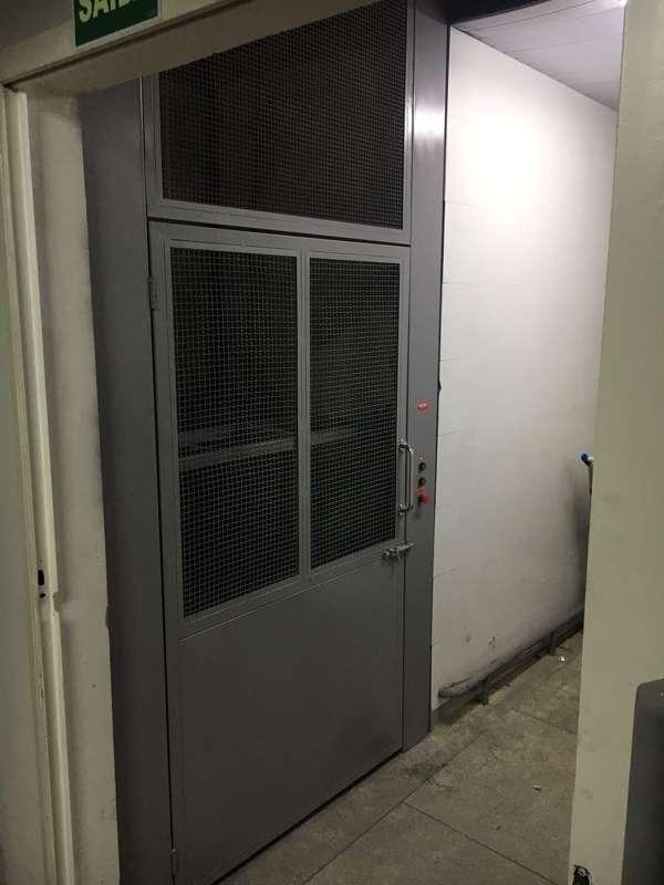 Empresa elevador monta carga